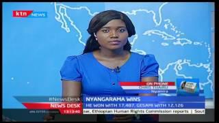 MP-James Gesami plans on the way forward after Governor Nyagarama wins primaries