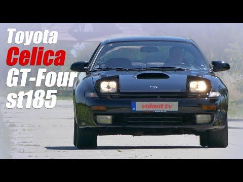 Thomas's Toyota Celica GT-Four ST185 (eng sub) | volant.tv