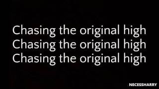 Adam Lambert - The Original High (Demo + Lyrics)