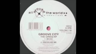 Groove City - Music