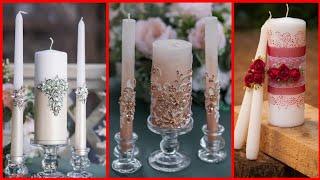 Beautiful Candle Decoration Ideas