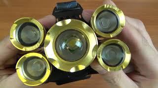 Алиэкспресс налобные фонари для охоты и рыбалки