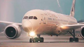 Download Video Our First Boeing 787 Dreamliner Flight to Geneva | Etihad Airways MP3 3GP MP4
