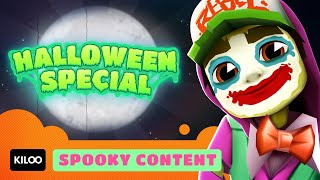 Subway Surfers - Year In Review 2019 - Halloween Special