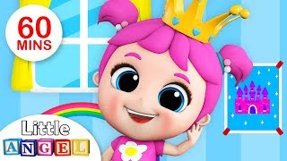 Mary Had a Little Lamb, Wheels on the Bus, Baby Shark   Nursery Rhymes Compilation by Little Angel