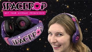 SpacePop Stereo Headphones from eKids