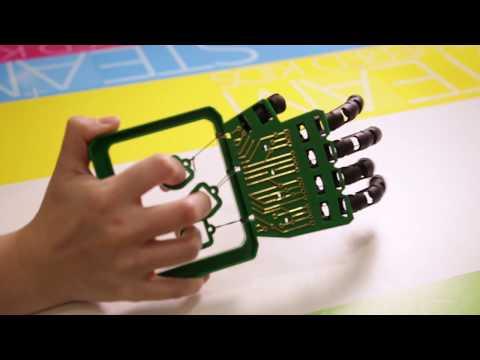 Robotic Hand - Toy Sense