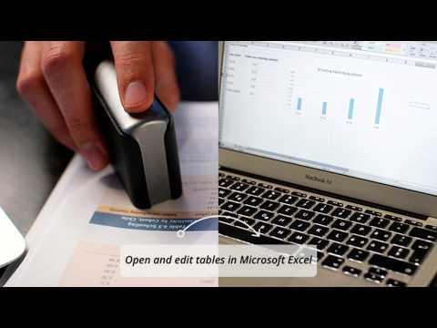 Best Portable, Handheld, Wireless Document & Photo Scanner