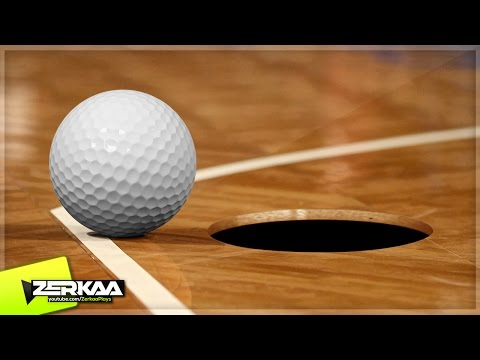 BASKETBALL GOLF? (Golf with Your Friends)