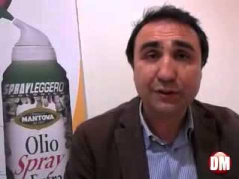 Compagnia Alimentare Italiana lancia l'olio extra vergine d'oliva spray