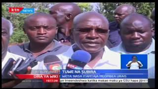 Seneta wa Bungoma-Moses Wetangula aeleza wafuasi wa NASA yakuwa mgombea urais atatajwa karibuni