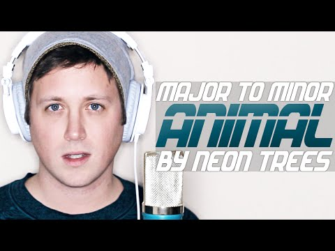 """Animal"" By Neon Trees (MINOR KEY VERSION ) AMV SONG Mp3"