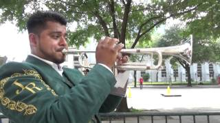 mexican national anthem in houston - EsNews