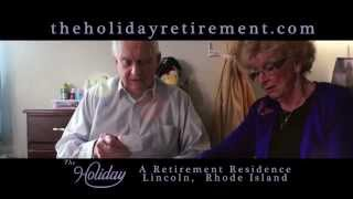 Holiday Retirement - A Wife's Thoughts - Manville Rhode Island