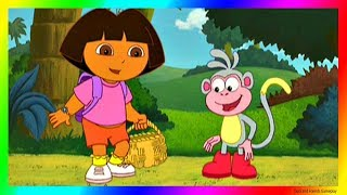Dora and Friends The Explorer Cartoon Adventure 👗 How's The Weather? with Dora Buji in Tamil