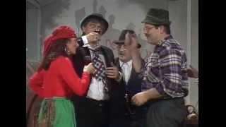 """Video thumbnail of """"Ansambel Lojzeta Slaka - Skeč Brajdimir in pesem Ceprle"""""""