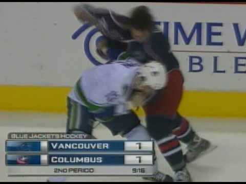 Jared Boll vs. Mike Brown