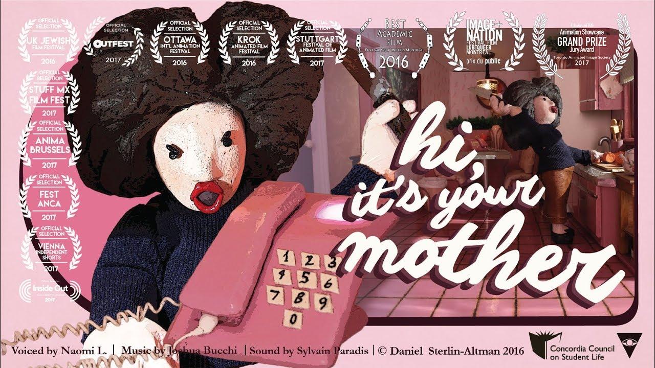 Hi, it's your mother / Daniel Sterlin-Altman / 2016