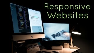 How To Make A Website Responsive | Media Query Introduction