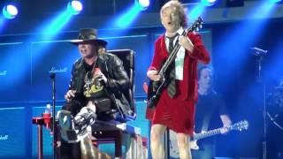AC/DC - Thunderstruck (live @ Lisbon 07 may 2016)