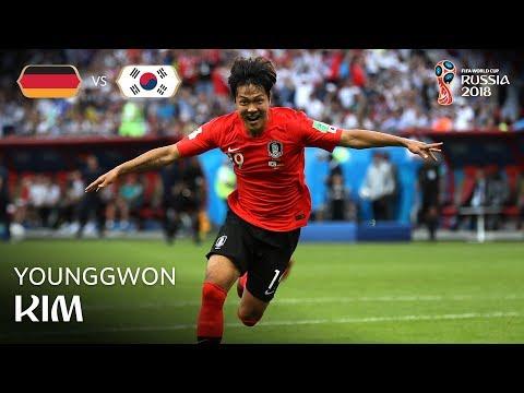 KIM Younggwon Goal - Korea Republic v Germany - MATCH 43
