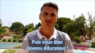 Interview de Sofiane BOUSDIRA, C.D.F.A Côte d'Azur