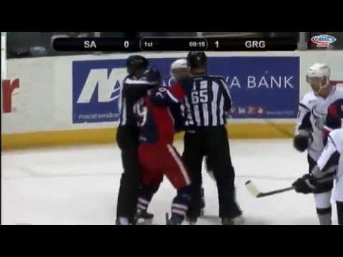 Landon Ferraro vs. Vincent Trocheck