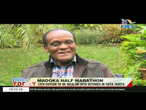 13th edition of Madoka half marathon to be held on 20th October in Taita Taveta