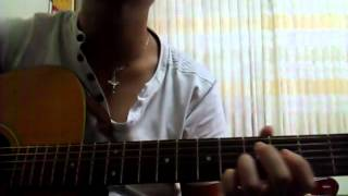 Hướng dẫn Anh muốn em sống sao guitar