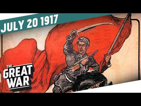 Červencové dny v Petrohradu