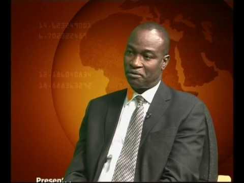 Cynthia Eguridu interviews Dr Samura Kamara Part 3