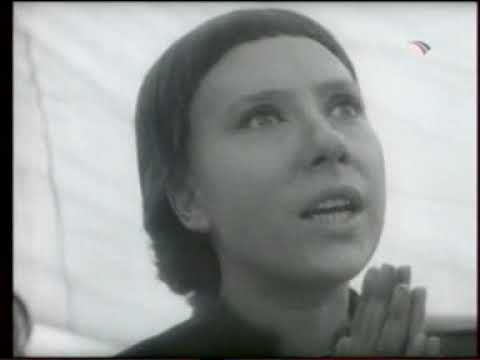 Жанна д'Арк. Начало. 1970. Глеб Панфилов. Инна Чурикова.