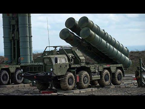 Ερντογάν: «Η Δύση έχει τρελαθεί με τους S-400»