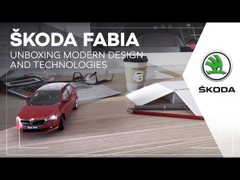 Skoda  Fabia Хетчбек класса B - рекламное видео 2