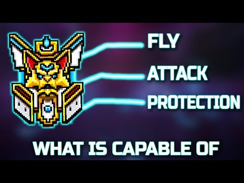 What is capable of? SLY WOLF : Pixel Gun 3D