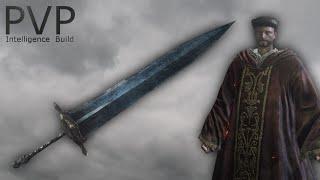 Dark Souls 3 - Moonlight Greatsword PvP - Int Build