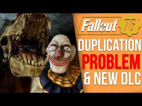 Fallout 76 News - New Duplication Problem, Legendary Vendor DLC, Future DLC Update Detailed