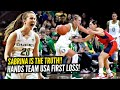 The BEST College Hooper Hands Team USA FIRST LOSS SINCE 1999!! Sabrina Ionescu Drops 33 On Team USA!