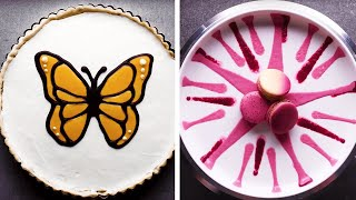 13 Creative Ways to Turn Tart into Art! | How to Decorate Dessert by So Yummy