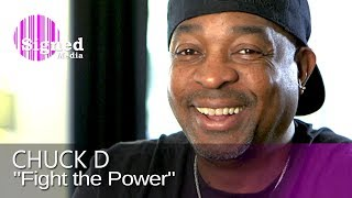Chuck D from Public Enemy: Hip-hop as a force for social change