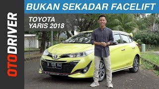 Toyota Yaris 2018 Review Indonesia | OtoDriver | Supported By MBtech