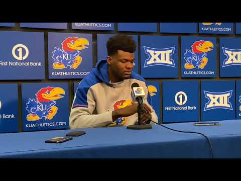 Udoka Azubuike ahead of matchup with Monmouth
