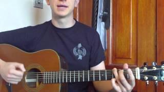 Whistle Guitar Lesson (TABS) - Flo Rida