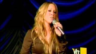 HD - Mariah Carey & John Legend - With You I'm Born Again (Live Save The Music 2005)