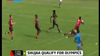 Shujaa Qualify for Olympics | Scoreline