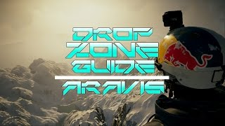 STEEP DROP ZONE GUIDE - ARAVIS