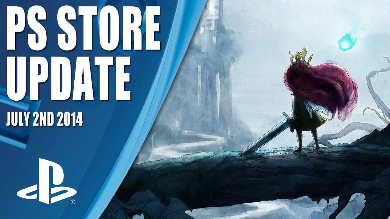 Mise à jour du PlayStation Store : Atelier Rorona Plus, Child of Light et les jeux PS Plus