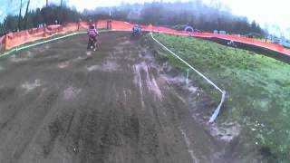 preview picture of video 'Puchar Polski Motocross Wschowa 22.04.2012'