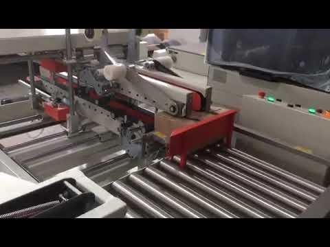 Carton Taping Machine - Edge Sealing