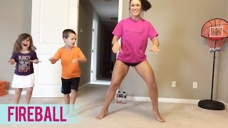 Pitbull - Fireball (Dance Fitness with Jessica)